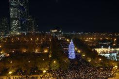 ¡Así se celebra la Navidad en Chicago!