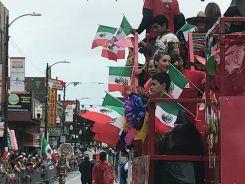 'Celebrando Nuestras Raíces': desfile Fiestas Patrias Mexicanas