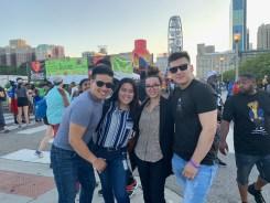 """Así se vivió el festival de comida """"Taste of Chicago 2019"""""""
