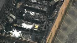Incendio destruye lavandería en Belmont Cragin