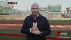 ¡Play Ball!  Cubs inaugura temporada en Chicago