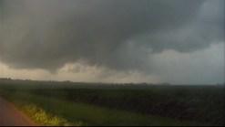Tornado de desplazó por el centro de Illinois