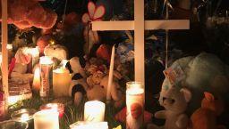 Crystal Lake: realizan vigilia en memoria de 'AJ' Freund