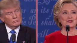 Clinton arremete contra Trump por el tema racial