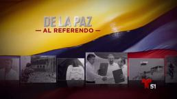 Cuenta regresiva en Colombia