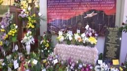 Envían cientos de flores a funeral de mujer víctima del tiroteo en El Paso