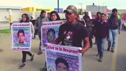 Marcha por desaparecidos
