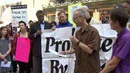 Organizaciones salen en defensa de inmigrantes en Chicago