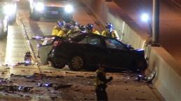 Feroz accidente mata a tres personas en Naperville