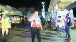 Muertos y heridos tras ataque terrorista en aeropuerto de Estambul