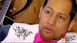 Músico dice ser mensajero espiritual de Jenni Rivera