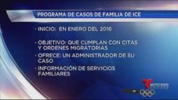 ICE inscribe a indocumentados en programa de monitoreo