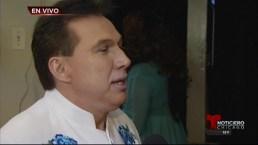 """Imitador de Juan Gabriel: """"El show debe continuar"""""""