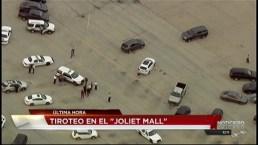 Balacera en el Joliet Mall