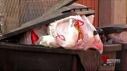 """""""Vivimos entre basura"""" se quejan residentes en La Villita"""