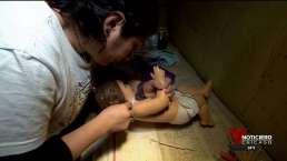 """Talentosa mujer repara corazones a devotos del """"Niñito Dios"""""""
