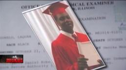 Hacen  llamado de paz ante video de muerte de joven afroamericano