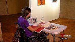 Organización Backbones sana lesiones con arte