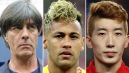 Los cortes de pelos más extravagantes del Mundial