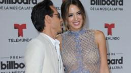 Marc Anthony y Shannon de Lima deslumbran en Billboard