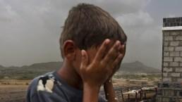 El horror de la guerra: los niños que han muerto en un país
