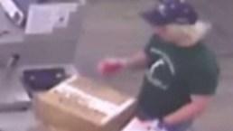 Cómo cercaron al sospechoso de los paquetes bomba