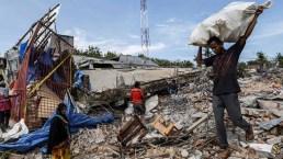 """Tiembla Indonesia: decenas de muertos en """"El Anillo de Fuego"""""""