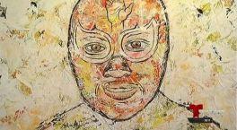 Lucha libre mexicana inspira a artista de Chicago