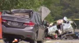 Seis personas pierden la vida en trágico accidente