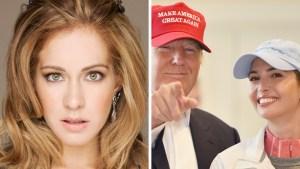 "Carmen Aub a Ivanka Trump: ""tu papá es una lástima"""