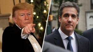 BuzzFeed: Trump pidió a Cohen que mintiera al Congreso