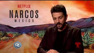 Diego Luna y Michael Peña en nueva serie