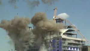 En video: nueva explosión sacude a hotel Hard Rock en Nueva Orleans