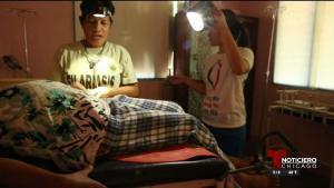 Desde Chicago envían lámparas solares a Puerto Rico