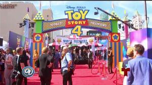 Gran premiere de Toy Story 4