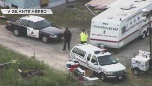 Investigan hallazgo de cadáver en West Chicago