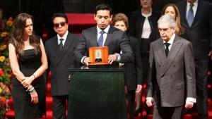 Iván Aguilera es el heredero universal de Juan Gabriel