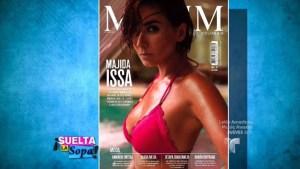 Majida Issa luce sus curvas en bikini