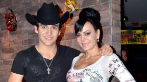 Maribel Guardia desmiente recaída de su hijo Julián