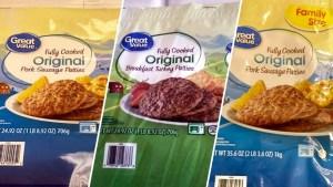 USDA retira productos de carne por riesgo de salmonella