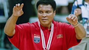 Ali elegido Boxeador del Año 1966, 50 años después