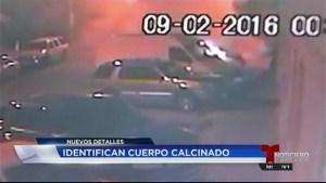 Identifican cadáveres calcinados hallados en La Villita