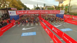 Lo más destacado del Bank of America Chicago Marathon 2019