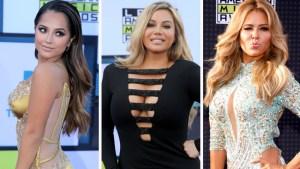 """Las tendencias de la moda que se esperan en los """"Latin AMAs"""""""