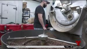 Empresa de café brinda empleo a veteranos de Chicago