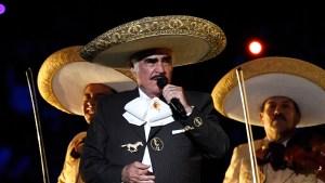 Vicente Fernandez cumple 78: su vida en fotos