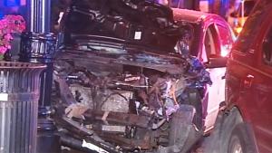 Accidente en Portage Park deja a 5 personas heridas