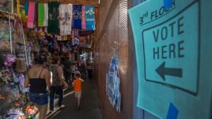 Hispanos serán la mayor minoría elegible para votar