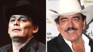 José Manuel Figueroa como Joan Sebastian, ¡igualito!