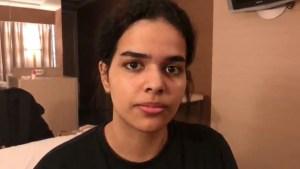 Pide asilo argumentando que su familia quiere matarla